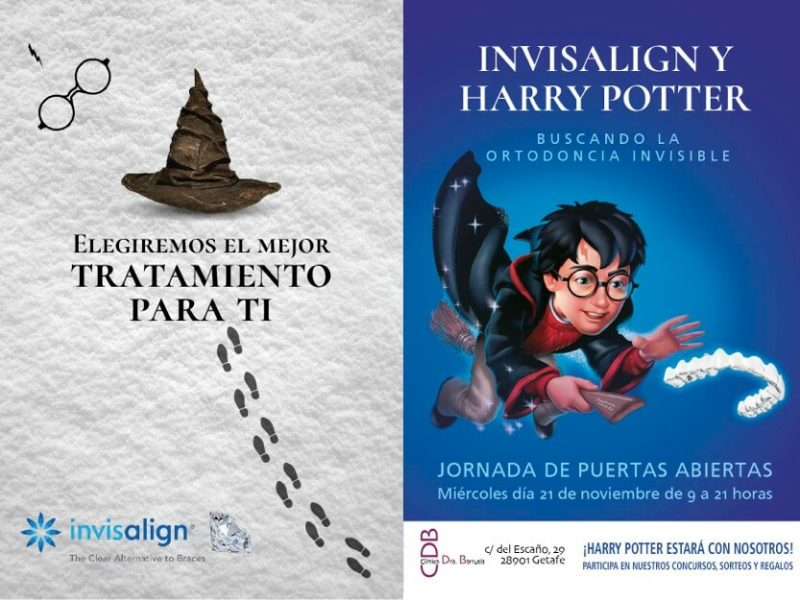 Harry Potter Clínica dental Barrutia