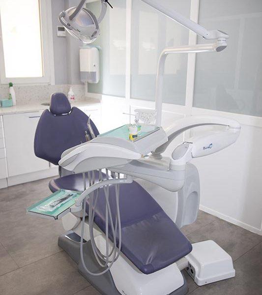 Silla de trabajo | Clínica Dental Barrutia