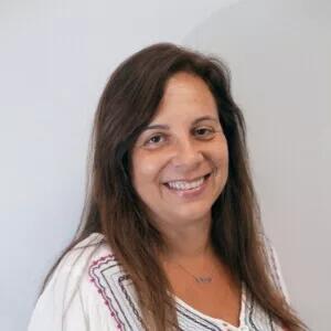 Cristina, Gerente de la Clínica Dental Barrutia