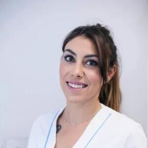 Rocío, higienista de la Clínica Dental Barrutia en Getafe