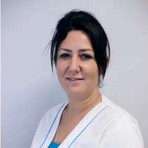 Yolanda, higienista de la Clínica Dental Barrutia en Getafe