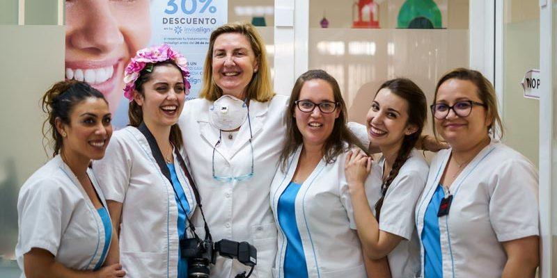 Jornada de puertas abiertas en la clínica dental de Getafe